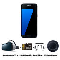 Exclusive Offer for Samsung Galaxy S7 Edge Smartphone, 32 GB, Black Onyx