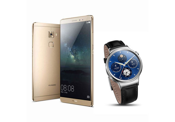 Emirates Employee Platinum Card Offer -Huawei Mate S Smartphone, Gold