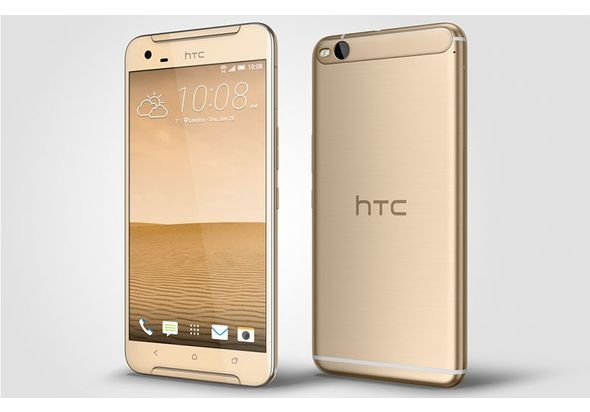 HTC One X9 Smartphone, Gold