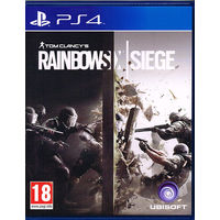 Tom Clancy's Rainbow Six Siege Gold Edition for PS4