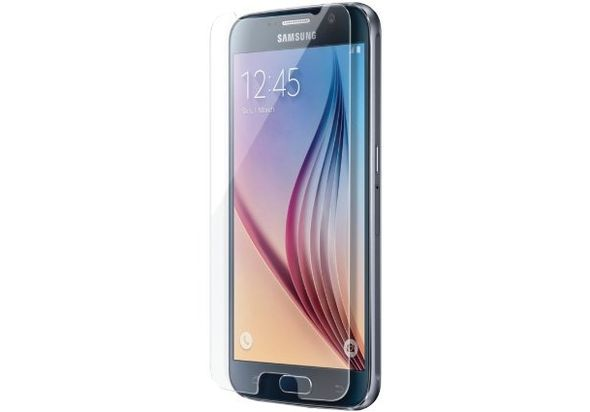iLuv Tempered Glass Screen Protector for Galaxy S6