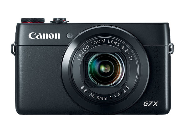Canon PowerShot G7 X Advanced Camera