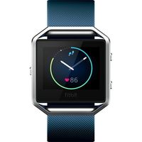Fitbit Blaze Smart Fitness Watch Small, Blue