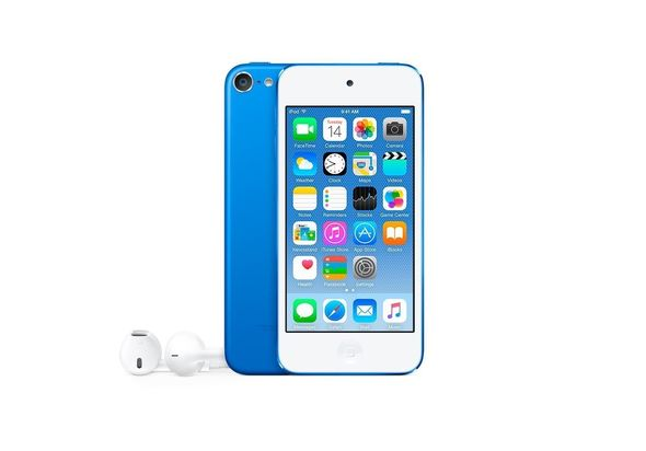 Apple iPod touch 16GB, Blue
