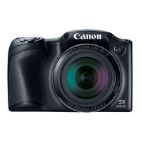 Canon PowerShot SX410 IS Digital Camera, Black