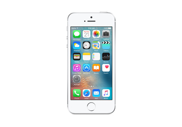 Apple Iphone SE 64GB Smartphone, Silver