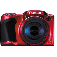 Canon PowerShot SX410 IS Digital Camera, Red