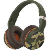 Skullcandy Hesh 2 Wireless Bluetooth Headphones, Camo