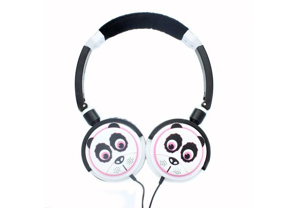 TabZoo SoundBites Children s Headphones, Panda