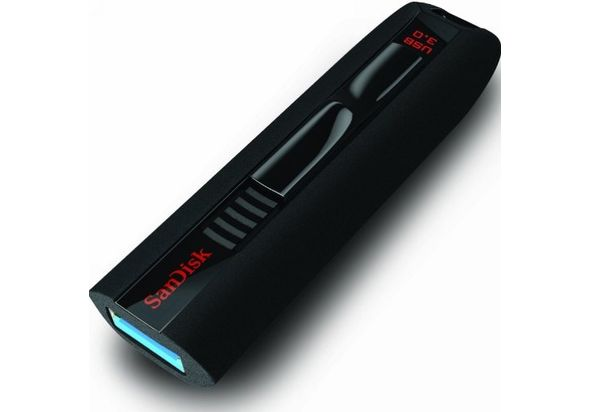 SanDisk 64GB Extreme USB 3.0 Flash Drive