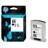HP C9385AE 88 Black Original Ink Cartridge