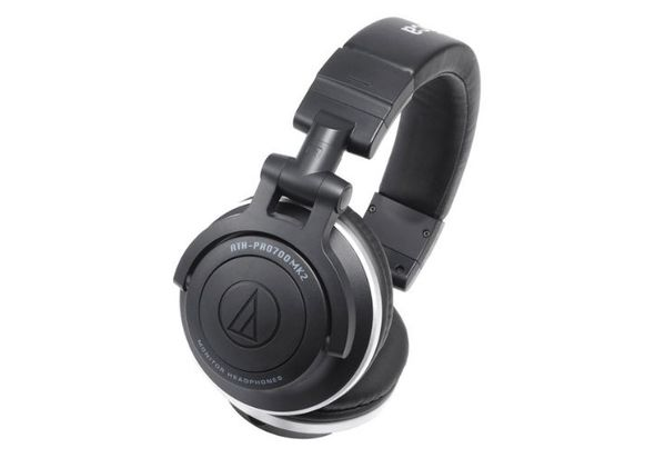 Audio Technica ATH-PRO700MK2 Professional DJ Monitor Headphones