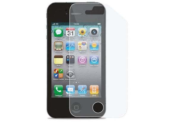 Cellular Line SPIPHONE5 Clear Glass Iphone 5