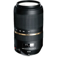 Tamron SP 70-300mm Lense for Canon Digital SLRs & 35mm Film Cameras