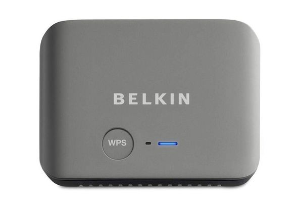 Belkin Dual Band Travel Wireless Router