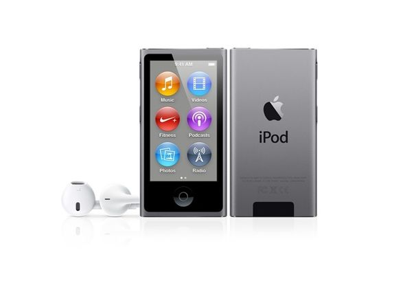 Apple MD480AB/A IPod nano
