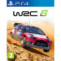 World Rally Championship 6 for PS4