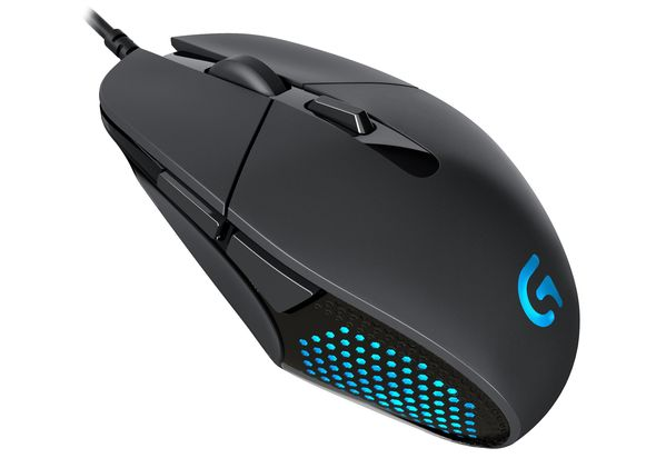 Logitech Daedalus Prime MOBA Gaming Mouse