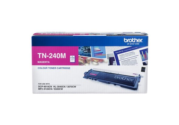 Brother TN-240M Magenta Toner
