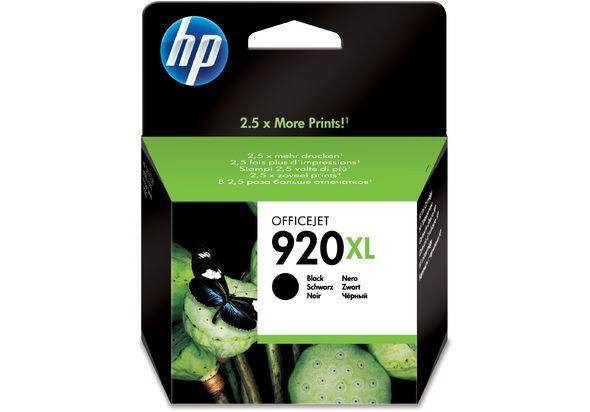 HP CD975AE/BGX 920XL High Yield Black Original Ink Cartridge