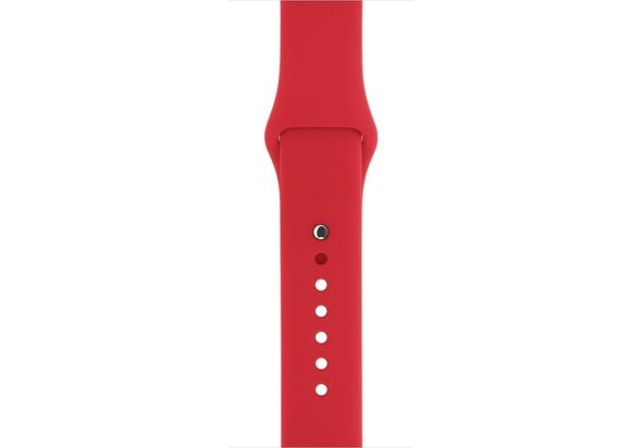 Apple Sport Band, 38mm, Red