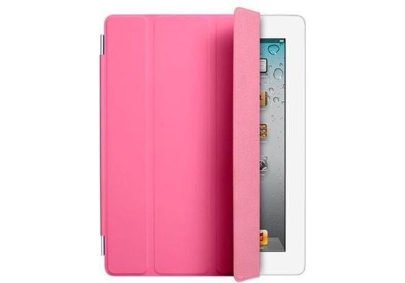 iPad Smart Cover - Poly-Pink