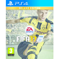 PreOrder FIFA 17 Deluxe Edition for PS4