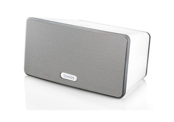 Sonos PLAY3UK1 Hi-Fi Systems, White
