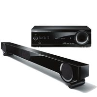Yamaha YHT-S401 Front Surround Home Theater System