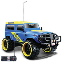 Maisto Land Rover Defender Remote Control Car