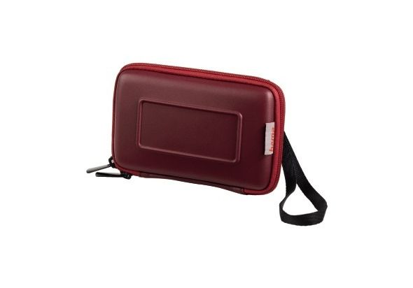 Hama E. V. A. HDD Case, 2.5  , red