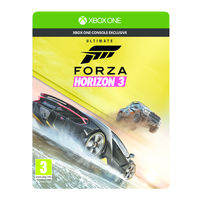 Forza Horizon 3 Limited Edition for Xbox One