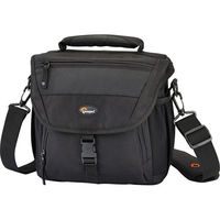 Lowepro Nova 170 AW Shoulder Bag, Black