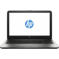 HP Notebook 15-AY004NE Laptop, Silver