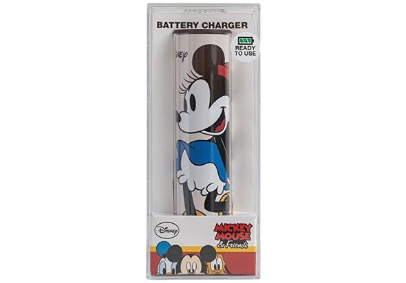 Tribe Power Bank 2600mAh, Minnie