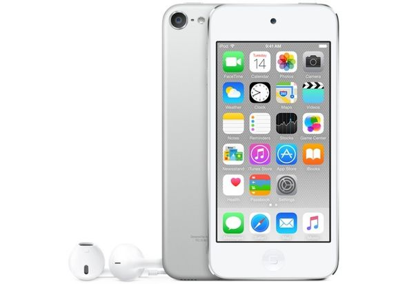 Apple iPod Touch 64GB, Silver