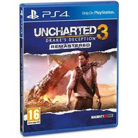Uncharted 3 Drake's Deception for PS4