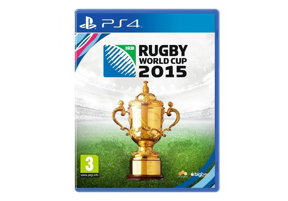 Rugby World Cup 2015 for PS4