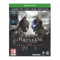 Batman: Arkham Knight Game of the Year Edition for Xbox One