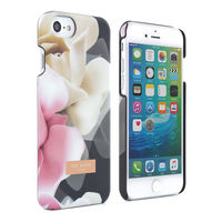 Proporta Ted Baker iPhone 7 Shell Case, Annotei Case Porcelain Rose Black