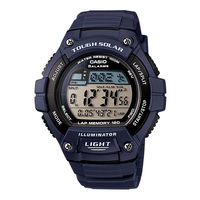 Casio W-S220-2AV Watch