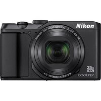 Nikon Coolpix A900 Compact Digital Camera, Black