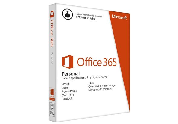 Microsoft Office QQ2-00040 365 Personal