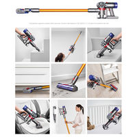 Dyson V8 Cord-free and Hassle-free