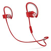 Beats by Dr. Dre Beats Powerbeats2 Wireless Headphones, Red