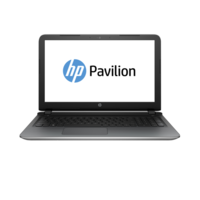 "HP Pavilion 15-AB247 i5-6200, 4GB RAM, 500GB HDD, WIN 10, 15.6"" Laptop Silver"