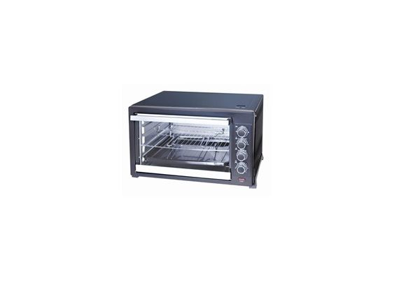 Supra Oven Toaster and Grill, Black
