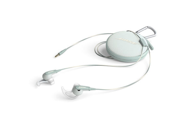 Bose SoundSport In-Ear Headphones-Audio Only, Frost