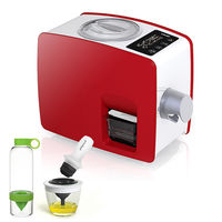 Grains Yoda Oil Press, Red
