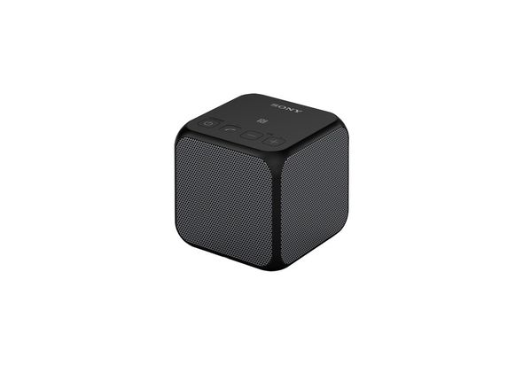 Sony SRSX11BLACK Portable Wireless Speaker with Bluetooth.